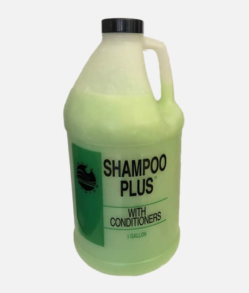 Shampoo Plus Half Gallon