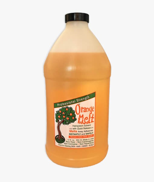 Orange Melt Half Gallon